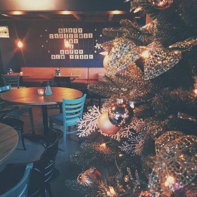 Kerst bij 't Raadhuis eten en drinken